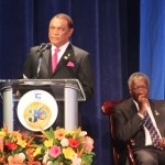 Outgoing CARICOM Chairman presses region to focus more on youth and their development