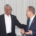 UN Secretary General and President Granger hold telephone conference on Venezuela controversy