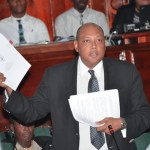 Trotman reminds PPP that consideration of budget estimates was done in three days for 20 years