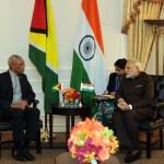 President briefs India's Prime Minister on Venezuela's aggression
