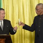 Brazil recommits to aiding Guyana's development