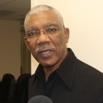 Jagdeo had his time to deal with Venezuela and the problem still exists  -Pres. Granger