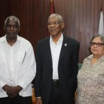Two Former PPP Members of Parliament take on new role as Commissioners at GECOM