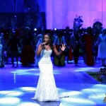 Lisa Punch captures Miss World Talent Competition and sings her way to the Finals