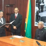 New Chief Justice (ag) seeks to tackle backlog of cases and address sloth of Judiciary