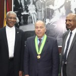 Guyana confers Order of Roraima on Brazilian Foreign Minister