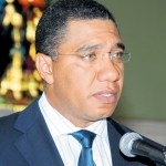 New Jamaican PM to swear in new cabinet on Monday