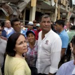 Ecuador declares national mourning as quake death toll rises to 646