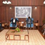 President meets UGSS delegation on concerns of students at UG