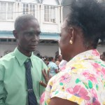 I have no intentions of resigning   – Councillor Winston Harding