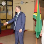 Guyana and EU commits to strengthening relations