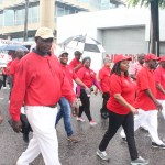 Trade Unions reunite in Labour Day march and rally