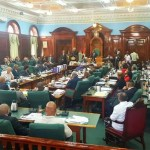 President calls on MPs to do what must be done to rid Guyana of disunity and racial rivalry