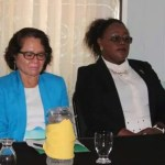 First Lady and Junior Natural Resources Minister team up to tackle human trafficking in mining areas.