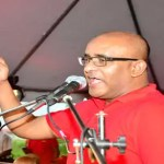 Jagdeo challenges President to open debate on race relations in wake of GECOM turning down Vishnu Persaud for DCEO job