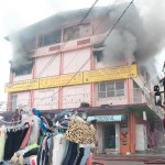 Businesses lose millions as fire ravages Ave. of the Republic Building
