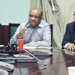 Jagdeo claims President not sincere about Government and Opposition working together