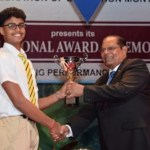 Top Students and Schools honoured at Education Award Ceremony