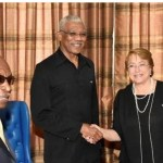 Guyana and Chile to abolish visa requirements during President Granger's state visit