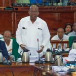 Government and Opposition clash in National Assembly over budget allocations for Constitutional agencies