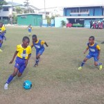 Kids Football:  Courts Pee Wee Schools Championship teams are all set