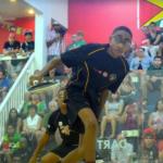 Wiltshire soars at Farfan & Mendes Junior Squash Tournament