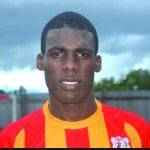 FOOTBALL:  Guyanese National U17 Football Captain impresses at Portugal try out