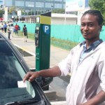 Private sector bodies press for full revocation of parking meter contract