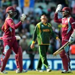 West Indies to play Pakistan in 3 ODI's at Providence