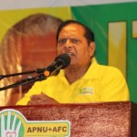 Nagamootoo bows out of AFC Leadership race