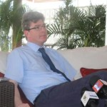 British High Commissioner confident of success of new Security Sector Reform Plan