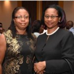 Justice Yonette Cummings-Edwards moves up to Acting Chancellor and Justice Roxanne George-Wiltshire is new Acting Chief Justice
