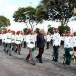 GDF must do more to aid in Guyana's development  -President Granger