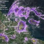 Citizens urged to be on the alert tropical storm heads Guyana's way