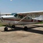 Pilot escapes with few injuries as small plane crashes at Eteringbang
