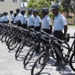 Increased Police Bicycle patrol in Georgetown begins today