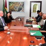 Exxon to assist Guyana in border row case   -Sources