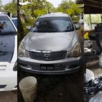 Police uncover stolen cars and car parts during Kuru Kururu and Vryheid's Lust raids