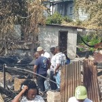 Remains of elderly man found in debris of Plaisance fire