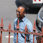 Tear Drop freed of robbery charge