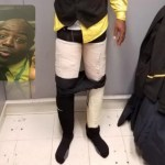 Jamaican flight attendant for Fly Jamaica busted with cocaine strapped to his legs at JFK