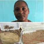 Durban St. woman remanded to prison after failed attempt to smuggle marijuana to husband in jail