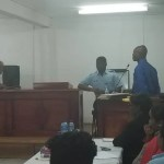 Lindo Creek COI: Entry of eyewitness statement into station diary cannot be corroborated