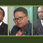 Volda Lawrence and Joe Harmon to challenge Basil Williams for PNC Chairmanship