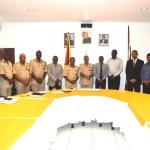 Suriname Police officials wrap up Guyana visit as probe continues into deadly pirate attack in Suriname
