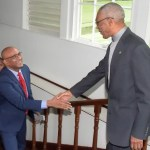 President and Opposition Leader to meet in January in preparation for early elections