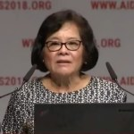 First Lady urges International Community to continue fight against HIV until cure is found