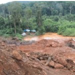 Two miners die as Konawaruk mining pit collapses during heavy rains