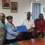 Teacher's Salary Agreement Signed and Sealed