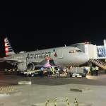 """American Airlines officially begin Guyana, with promises of being """"world class"""" service"""